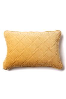 Windsor Quilted Velvet Pillowcases Set of 2 - 219862