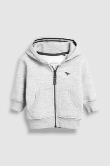 Next Essential Zip Through Hoody (3mths-6yrs)