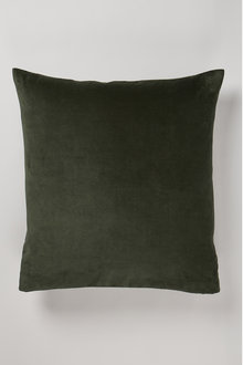 Windsor Velvet European Pillowcases set of 2