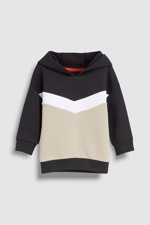 Next Colourblock Hoody (3mths-6yrs)