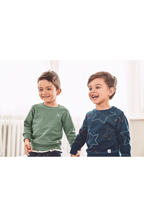 Next Star Crews Two Pack (3mths-6yrs)
