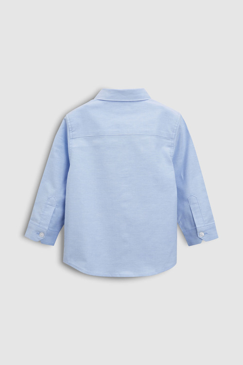 Next Long Sleeve Oxford Shirt (3mths-6yrs)