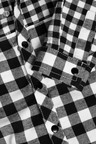 Next Baseball Neck Check Shirt (3mths-6yrs)