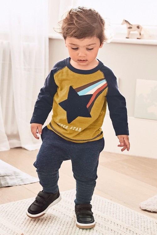 Next T-Shirt And Jogger Set (3mths-6yrs)