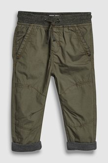 Next Jersey Lined Border Trousers (3mths-7yrs)