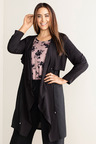 Plus Size - Sara Toggle Jacket