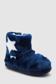 Next Star Slipper Boots (Younger)