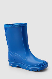 Next Warm Lined Wellies (Younger)