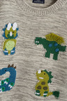 Next Dino Character Crew (3mths-6yrs)