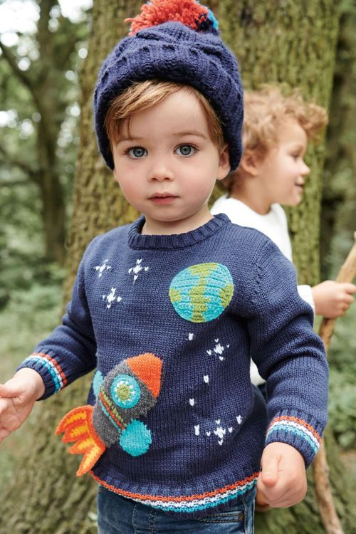 Next Rocket Jumper (3mths-6yrs)