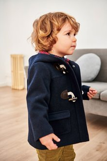 Next Duffle Jacket (3mths-6yrs)