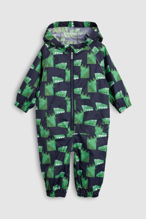 Next All-Over Print Puddle Suit (9mths-6yrs)