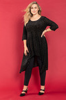 Plus Size - Sara Burnout Tunic