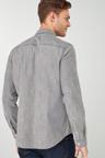 Next Long Sleeve Chambray Shirt