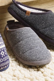 Next Marl Padded Mule