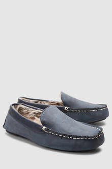 Next Textured Moccasin