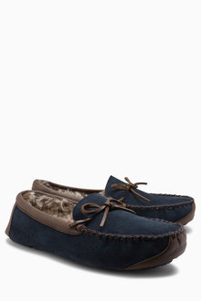 Next Lace Moccasin