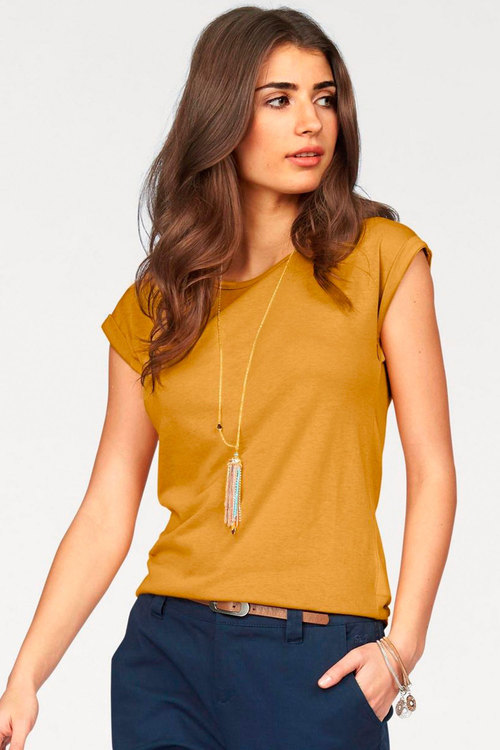 Urban Round Neck T-Shirt