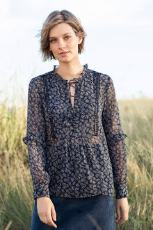 Emerge Boho Blouse - 220302