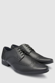 Next Perforated Brogue