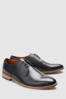 Next Contrast Sole Derby - 220349