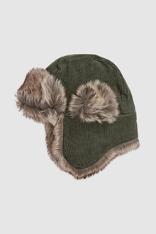Next Cord Trapper Hat (Younger)