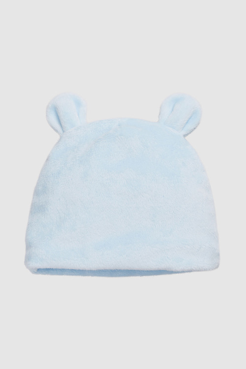 Next Bear Ear Hats Two Pack (0mths-2yrs)