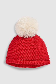 Next Knitted Hat (0mths-2yrs)