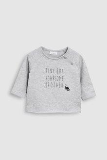 Next Dinosaur Brother T-Shirt (0mths-2yrs)