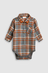 Next Check Shirt (0mths-2yrs)