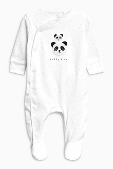 Next Daddy And Me Sleepsuit (0-18mths)