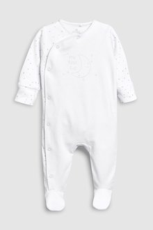 Next My First Eid Sleepsuit (0-12mths)