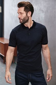 Next Polka Dot Polo