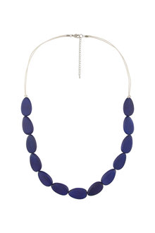 Amber Rose Essential Wooden Necklace