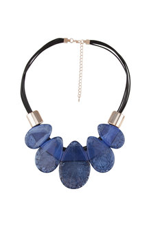 Amber Rose Carnival Statement Necklace