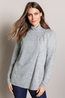 Capture Lambswool Button Up Cardigan