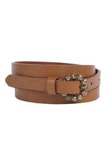 Round Buckle Belt - 220915