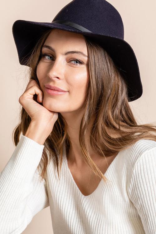 Felt Panama Hat