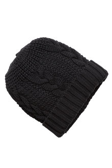 Cable Knit Beanie - 220934