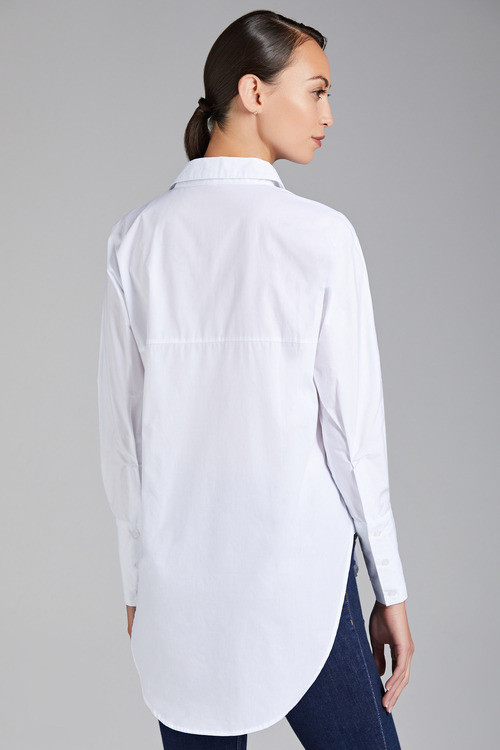 Emerge Key White Shirt