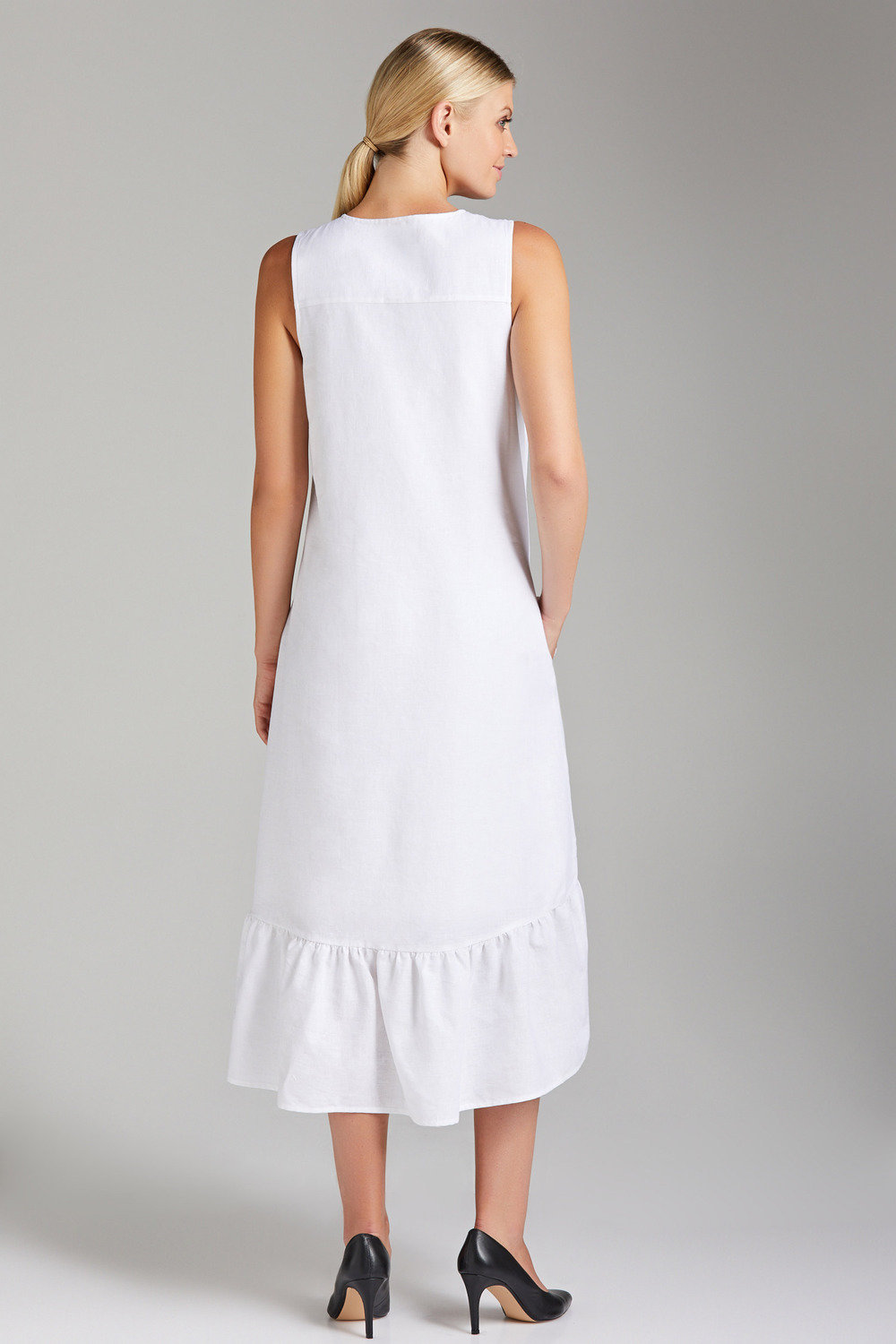 5f82180482c Capture Linen Maxi Dress Online