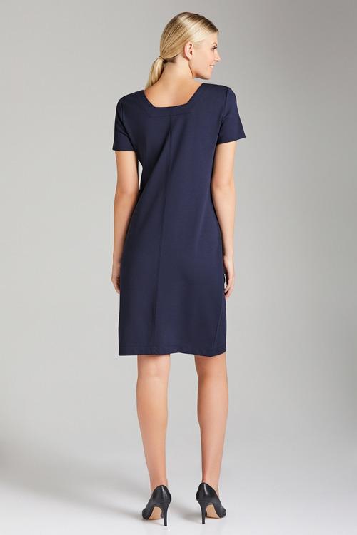 Grace Hill Ponte Pocket Dress