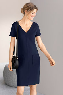 Grace Hill Ponte Pocket Dress