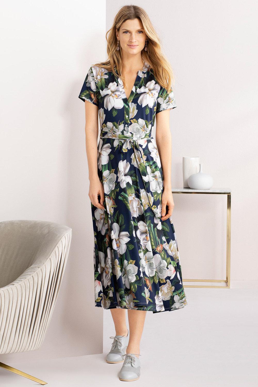 b97c20831f2f Grace Hill Dryknit Midi Dress Online