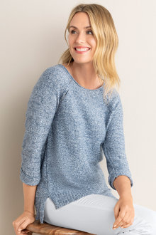 Capture Marled Sweater
