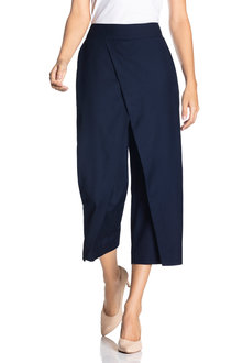 Grace Hill Overlay Crop Pant - 221051