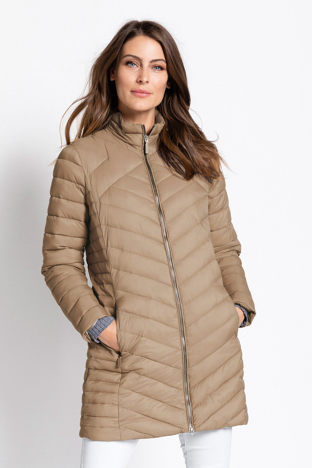 Capture Puffer Longline Jacket