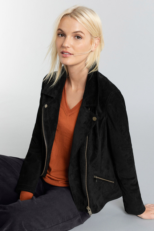 Emerge Suede Jacket