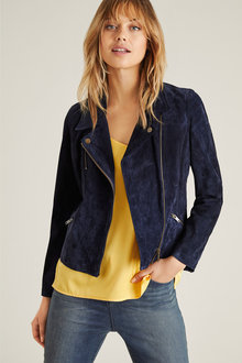 Emerge Suede Jacket