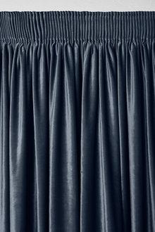 Velvet Pencil Pleat Curtains - 221179